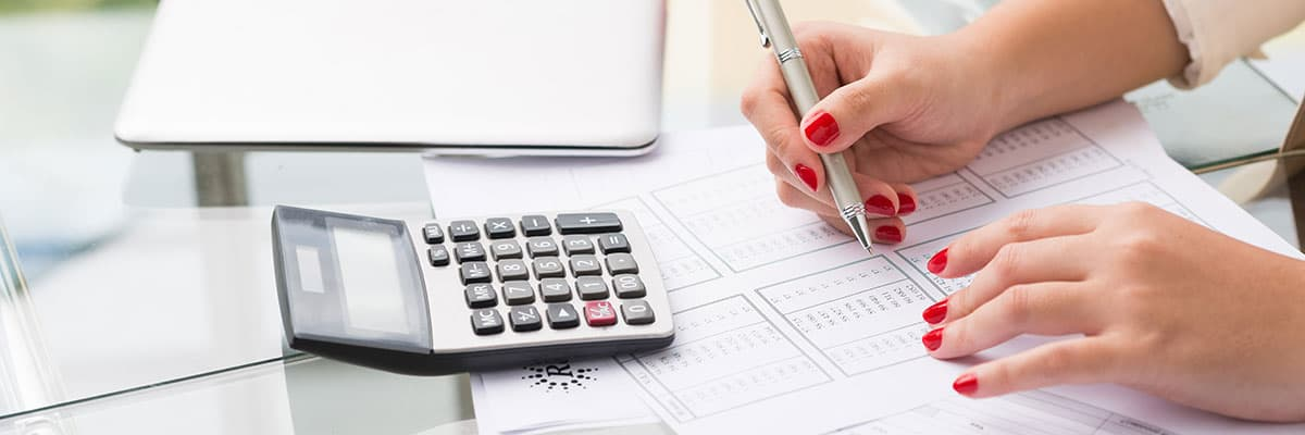 Article step by step guide how to make a monthly budget